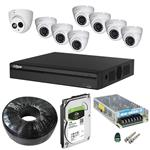 Dahua DP82A8010 Security Package