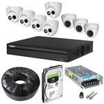Dahua DP82A8050 Security Package