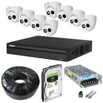 Dahua DP82A8080 Security Package