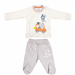 Aziz Bebe 2687 Boy Clothing Set