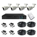 AXON BE4 CCTV Package
