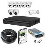 Dahua DP82S7151 Security Package