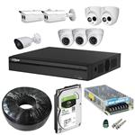 Dahua DP82S5322 Security Package