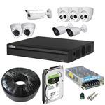 Dahua DP82S5331 Security Package