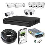 Dahua DP82S5332 Security Package