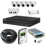 Dahua DP82S7121 Security Package
