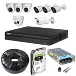 Dahua DP82S4411 Security Package