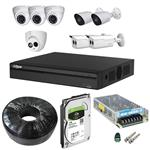 Dahua DP82S4412 Security Package
