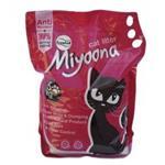 خاک گربه ی میونا با عطر لوندر (LAVENDER)-5کیلوگرم