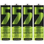 Romoss Alkaline AA Battery Pack of 4