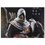 تابلو شاسی طرح Assassin Creed سایز 49×69