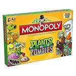 بازی فکری هاسبرو مدل Plants vs Zombies Monopoly