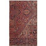 فرش قدیمی دو متری فرش هریس کد 100756
