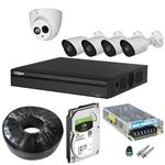 Dahua dp52a1410 Security Package