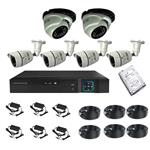 AXON BE4DM2 CCTV Package