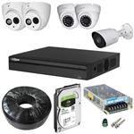 Dahua dp52a4120 Security Package