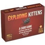 بازی فکری اکسپلودینگ کیتنز مدل Exploding Kittens