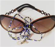 بند عینک،رنگی،مهره ریز