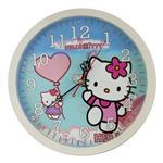 ساعت دیواری مدل Hello Kitty کد AL-10010101