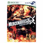 Mercenaries 2 World in Flames For Xbox360