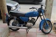 موتور سیکلت یاماها DT 125 1365