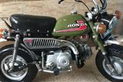 موتور سیکلت هوندا مینی 50 1988
