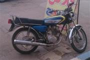موتور سیکلت سی جی متفرقه 125 1387