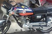 موتور سیکلت سی جی متفرقه 200 1393