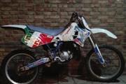 موتور سیکلت یاماها YZ 250 1392