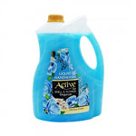 مایع دستشویی 3.75 لیتری صدفی حاوی پروتئین سویا آبی اکتیو