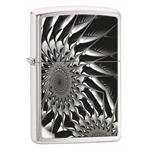 Zippo Metal Abstract Lighter