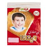 نان سوخاری ویتانا مقدار 250 گرم