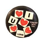 پیکسل بانیبو مدل I Love You 01