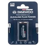 Daewoo Alkaline plus Power 9V Battery