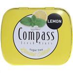 قرص خوشبو کننده دهان لیمویی کامپس – 14 گرم