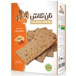 نان  سوخاری حاوی بادام زمینی تلاش – ۴۰۰ گرم