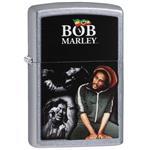 فندک زیپو مدل Bob Marley