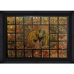 تابلو نقاشی دو غزال