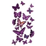 DecoGraph Butterfly-5 147  Mobile Sticker