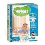 پوشک نوزاد سایز 3 پسرانه  Huggies