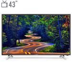 تلویزیون ایکس ویژن مدل 43XY410 سایز 43اینچ