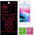LOIN 2.5D Full Glass Screen Protector For Apple iPhone 8