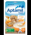 غذای کمکی هشت غله و عسل(بدون شیر) آپتامیل aptamil