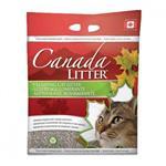 خاک گربه کانادا Canada litter با رایحه پودر بچه