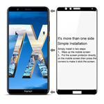 محافظ صفحه نمایش تمام چسب فول سایز آنر BUFF Nano full glass | Honor 7x