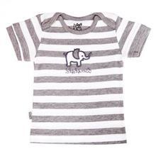 تی شرت پسرانه آستین کوتاه پاریز (Pariz) طرح فیل
