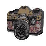 استیکر بانیبو مدل Camera15
