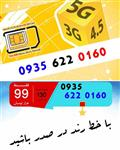 Irancell سیم کارت اعتباری ایرانسل 09356220160