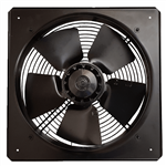 Damandeh VIF-25V4S Axial Series EBM Design Industrai Fan