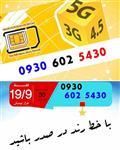 Irancell سیم کارت اعتباری ایرانسل 09306025430